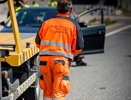 Auxilio en Carretera